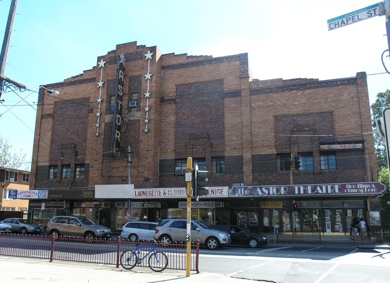 THE ASTOR THEATRE SOHE 2008