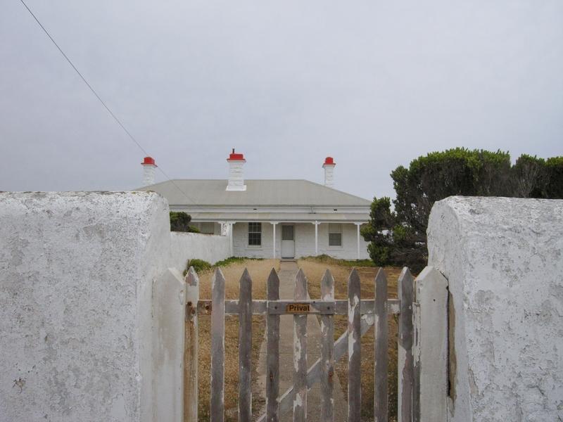 CAPE NELSON LIGHTSTATION SOHE 2008