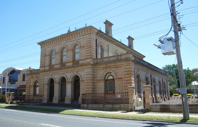 STAWELL COURT HOUSE SOHE 2008