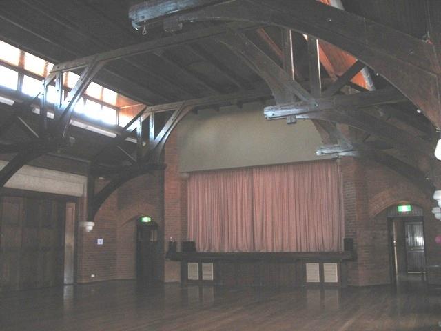 H0124 St Andrews Brighton Parish Hall interior May 2009