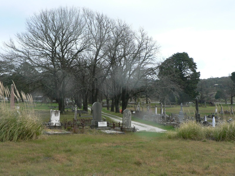 Smythesdale General Cemetery, Glenelg Highway Scarsdale