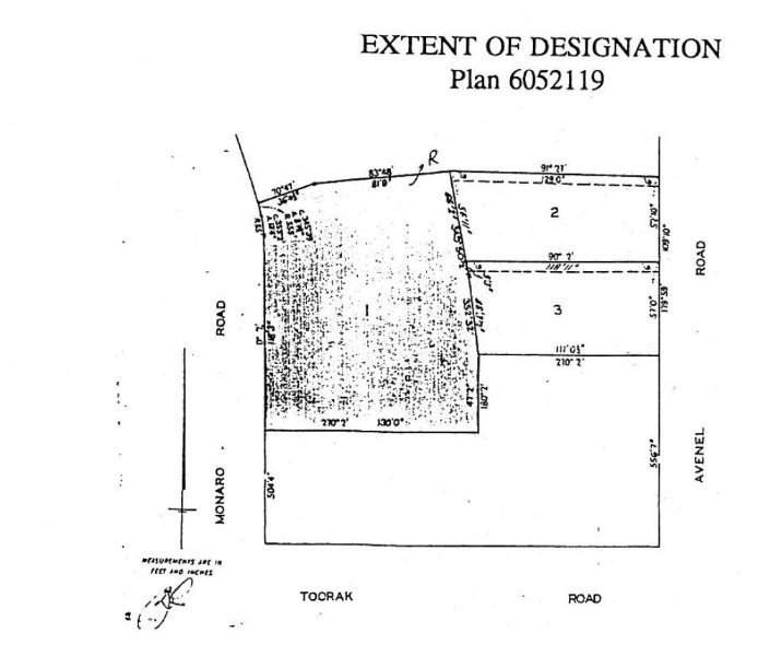 H0953 Thanes extent of registration plan