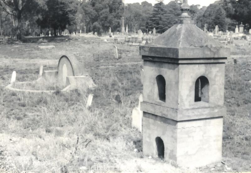 B2089 Chinese Funerary Ovens