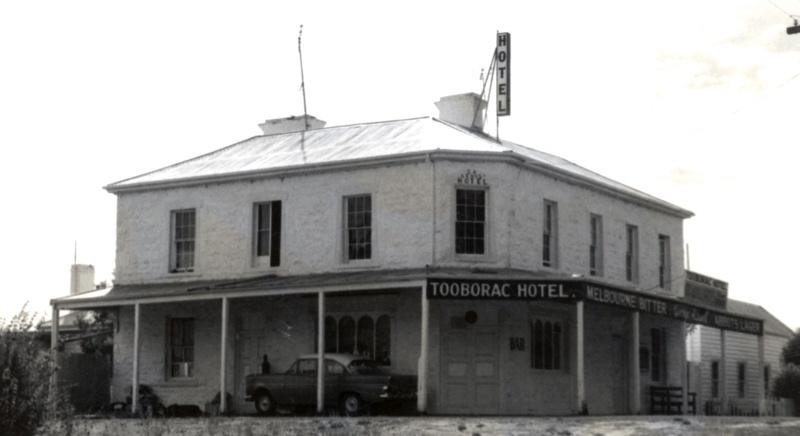 B1933 Tooborac Hotel Northern Hwy Tooborac