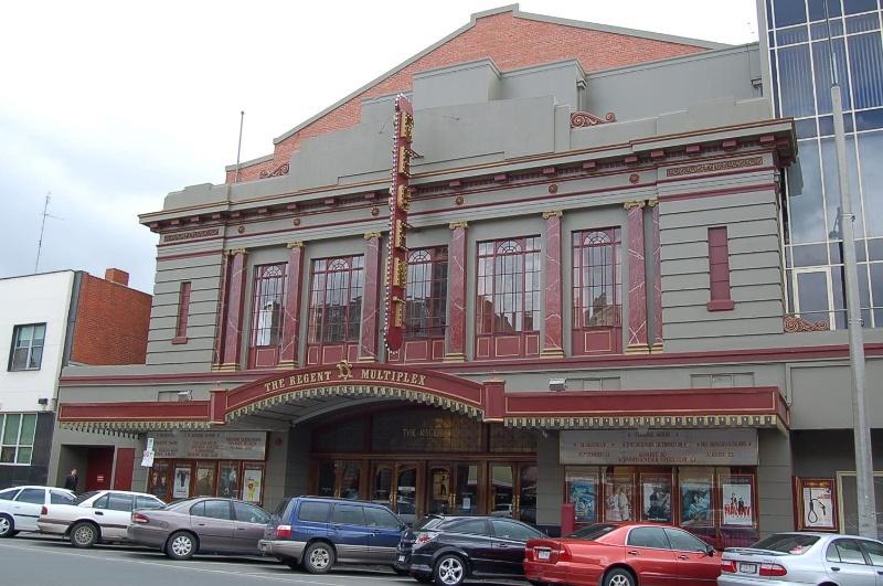 Regent Theatre Ballarat front elevation 2009