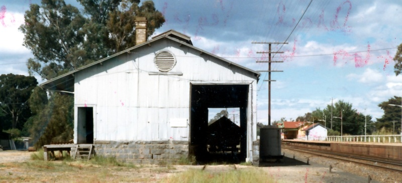 B4486 Goods Shed