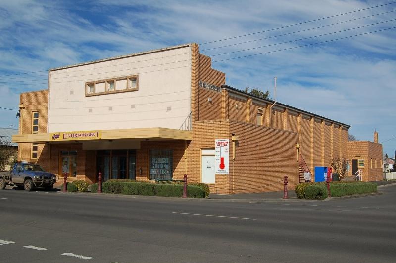 Memorial Hall Koroit front elevation 2009