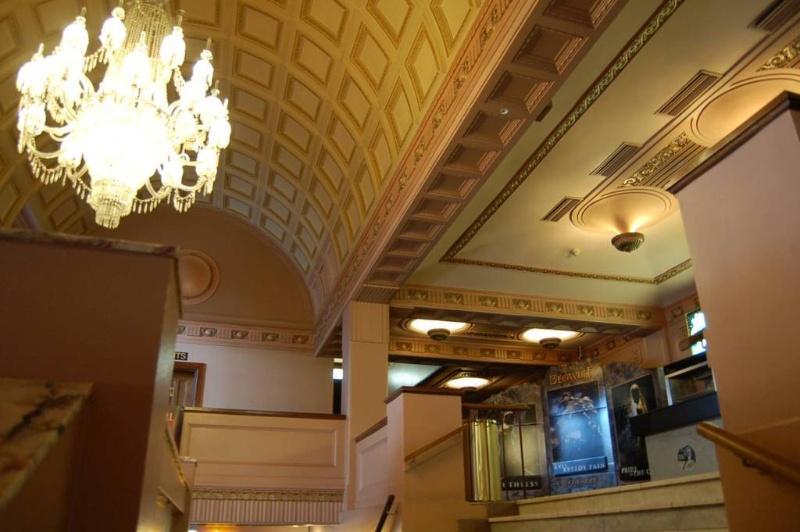 Regent Ballarat foyer detail 2009