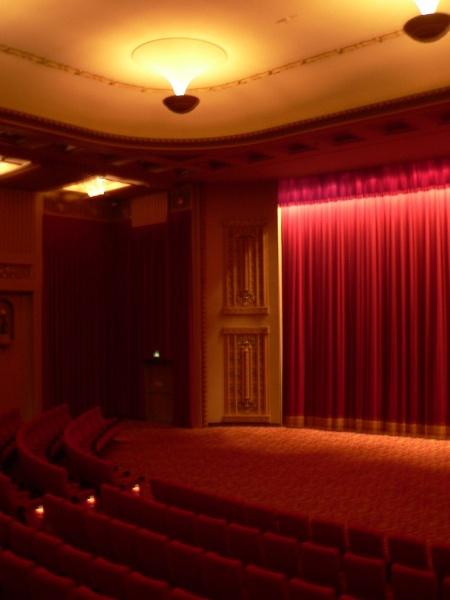 Regent Ballarat auditorium detail 2009
