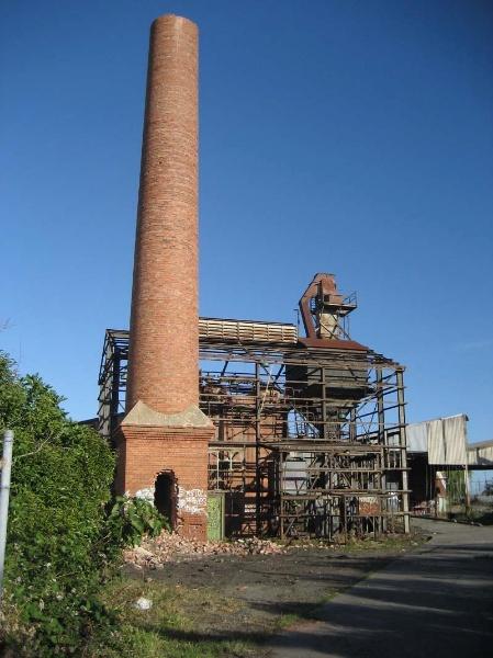 B6541 Former Australian Plaster Industries Boiler House