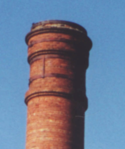 B6541 Former Australian Plaster Industries Chimney top