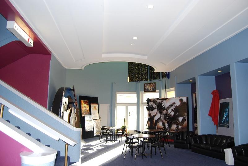 Midland Theatre Ararat foyer 2009