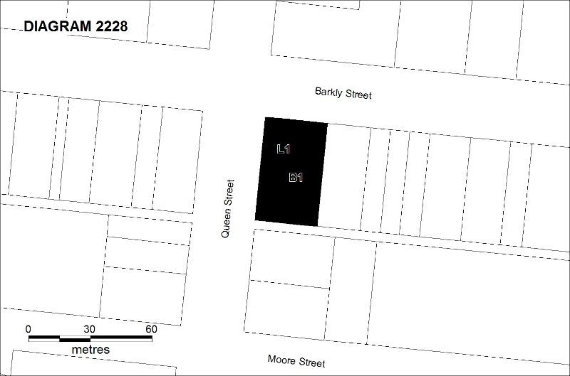 Midland Theatre Ararat Plan