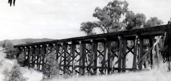 B3053 Railway Bridge