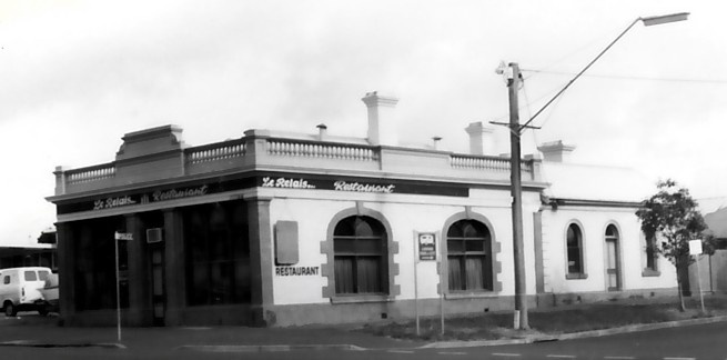 B4319 Former Adam Rea Store
