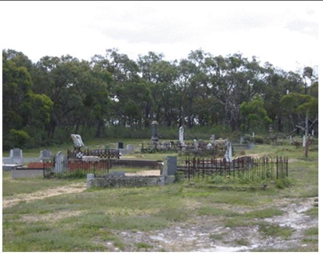 Steiglitz Cemetery