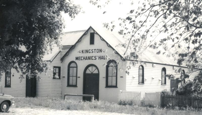 B1718 Mechanics' Hall Main St Kingston
