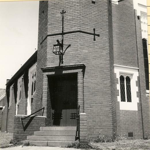 B5842 Egyptian Coptic Church