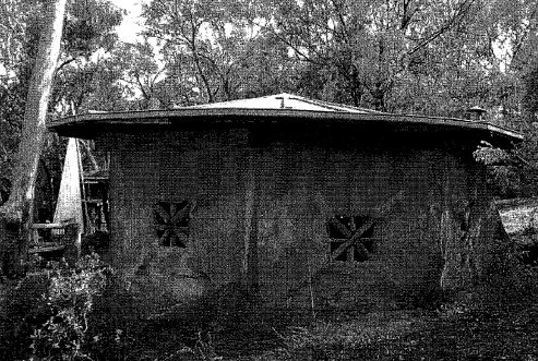 ALISTAIR KNOX'S HOUSE AND OFFICE - Pottery Studio - Shire of Nillumbik Study, 2000