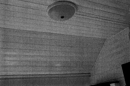 Early chamfered ceilings under gabled wings - Shire of Nillumbik Study, 2000