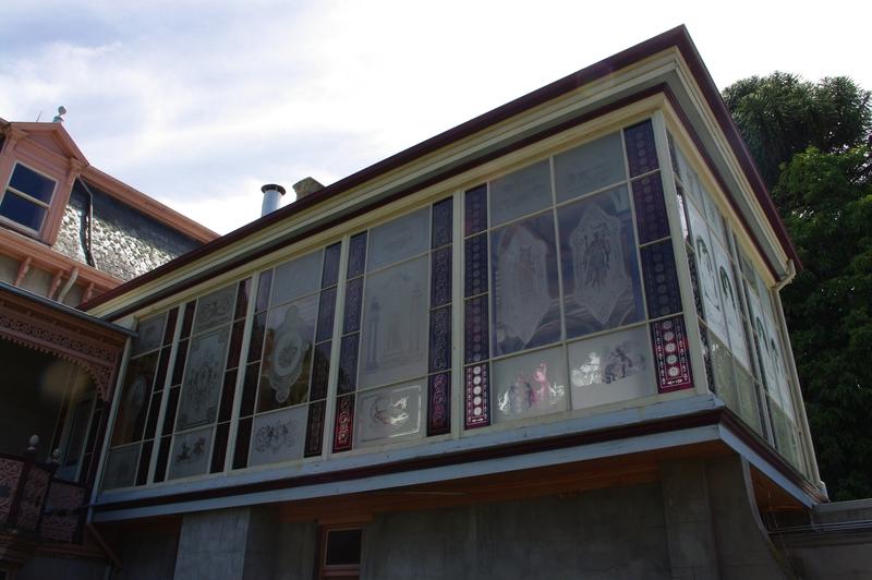 Fortuna_Bendigo_conservatory exterior_2008