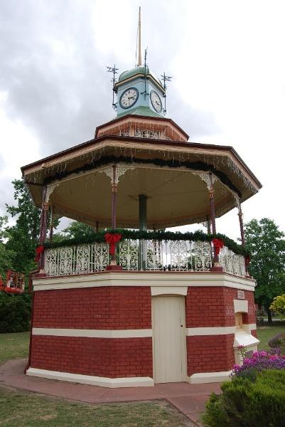 Beaufort Band Rotunda