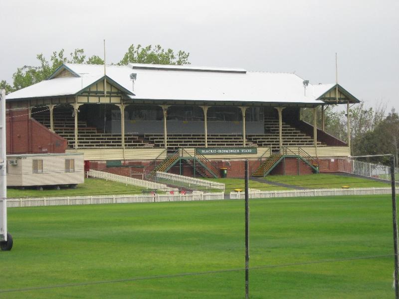 St Kilda Cricket Ground_Blackie Ironmonger Stand_KJ_Oct 09