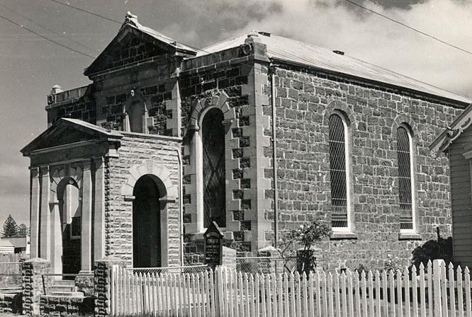 B0337 Methodist Church James St Port Fairy