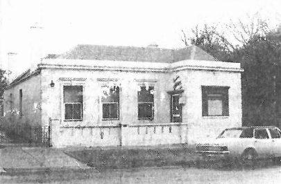 Caribou Cottage, 22 Gellibrand Street
