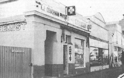 Former Bank of Victoria, 76 Hesse Street, Queenscliff