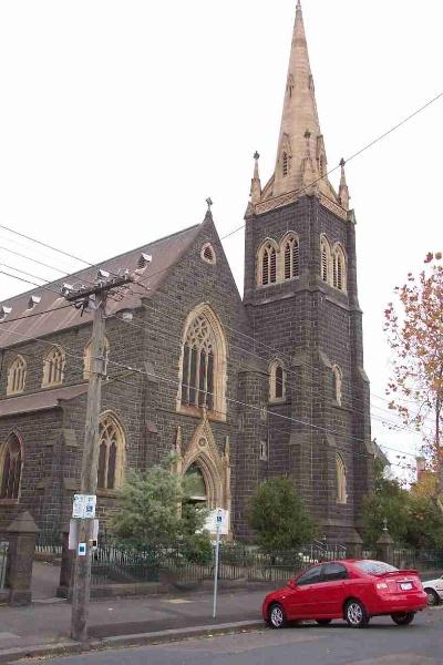 Clifton Hill Queens Parade 65 church.JPG