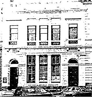 ANZ Bank 10 Lydiard St - Film 1 / Frame 28 - Ballarat Conservation Study, 1978