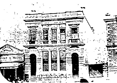 ANZ Bank 10 Lydiard St02 - La Trobe Collection State Library of Victoria H2071 - Ballarat Conservation Study, 1978