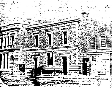 Bank of New South Wales02 - First premises built 1857 demolised 1862 - Ballarat Conservation Study, 1978