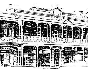 Old Colonists Hall 16-24 Lydiard St - Film 1 /Frame 21 - Ballarat Conservation Study, 1978