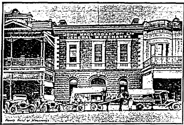 La Scala Restaurant02 - Photo from Ballarat Illustrator - Ballarat Conservation Study, 1978