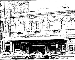 Royal South Street Society Memorial Theatre. - Film 1 / Frame 35 - Ballarat Conservation Study, 1978