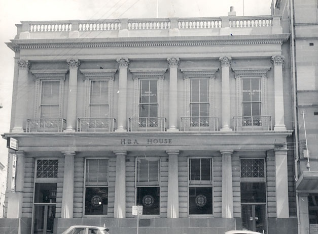 B1564 Former Union Bank