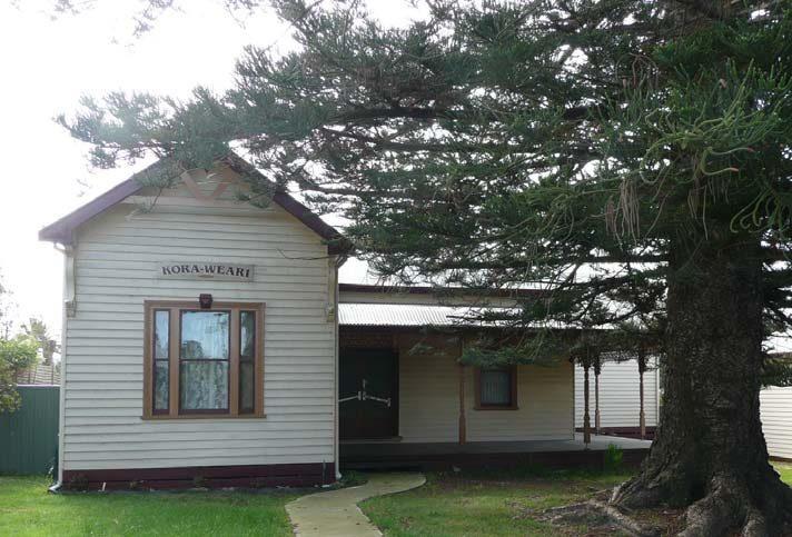 Kora-Weari, (formerly Point Lonsdale Coffee Palace), 18-20 Baillieu Street, Point Lonsdale