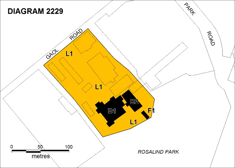 Bendigo High School plan