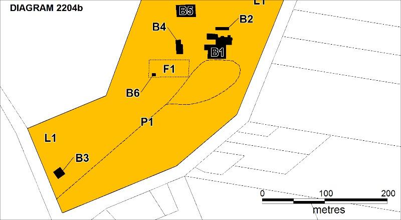 Duneira Mt Macedon Feb 2009 Plan B