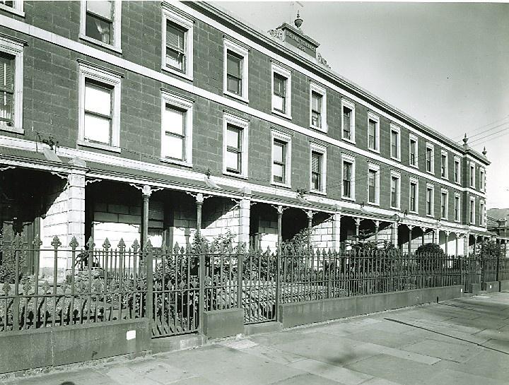 B0169 Royal Terrace 50-68 Nicholson St Fitzroy