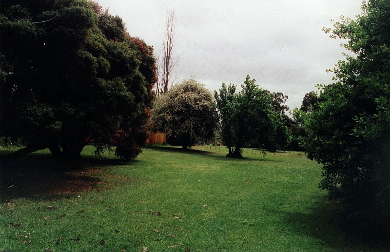 A park within the Glenard Estate