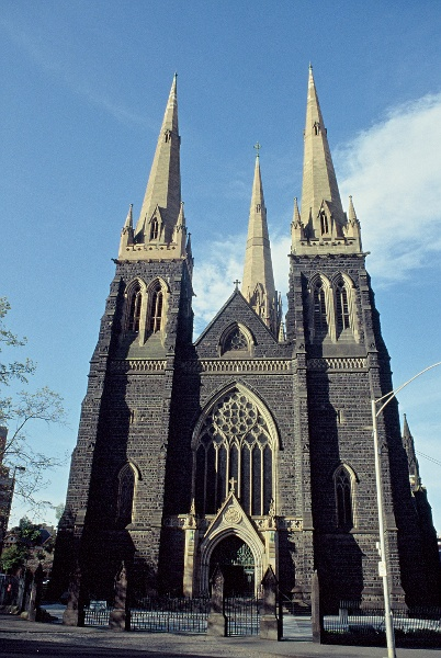 B0135 St Patricks Cathedral
