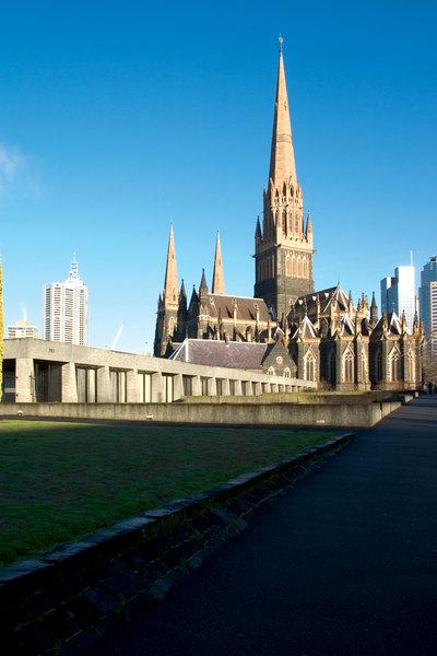 B0135 St Patricks Cathedral