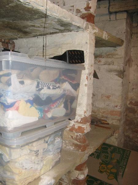 Berkeley Hall_St Kilda_cellar with wine bins_KJ_Dec 09