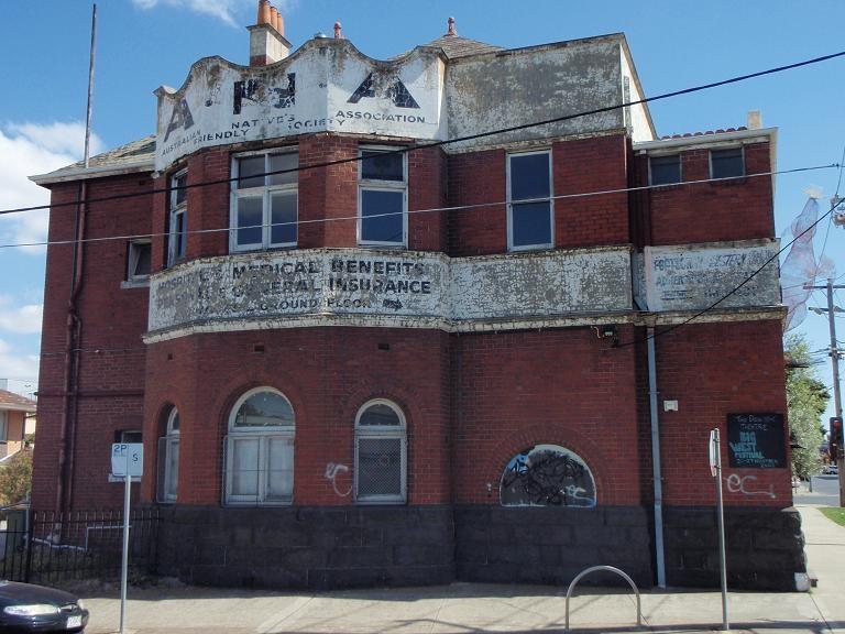 HO16(2) - Undited Friendly Society Dispensary, 42a Albert Street, Footscray.JPG
