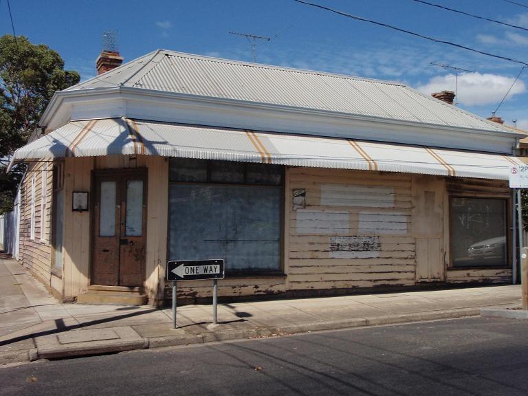 HO32 - Shop and dwelling, 9 Buckingham Street, Footscray.JPG