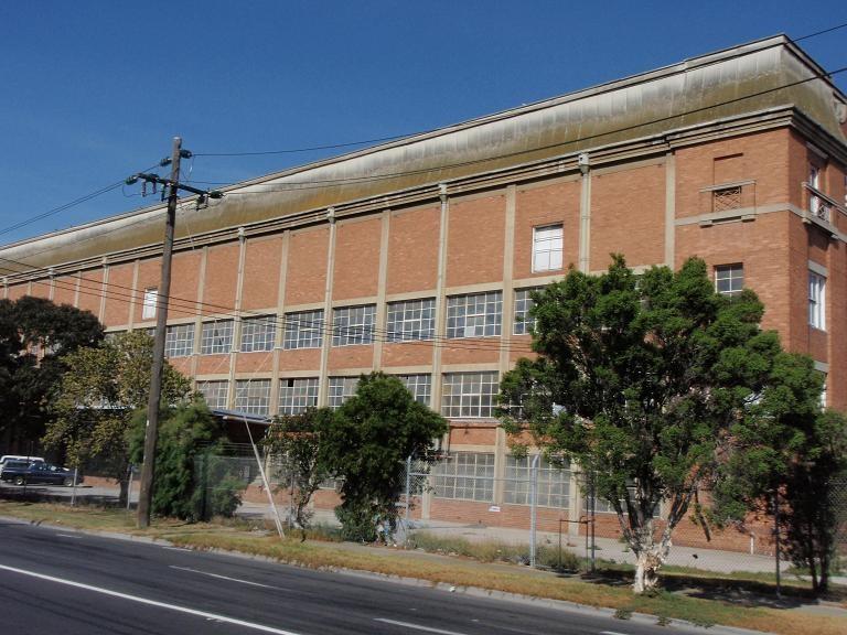 HO 160 (1) - Australian Estate Wool Store, 27-61 Sunshine Road, West Footscray.JPG