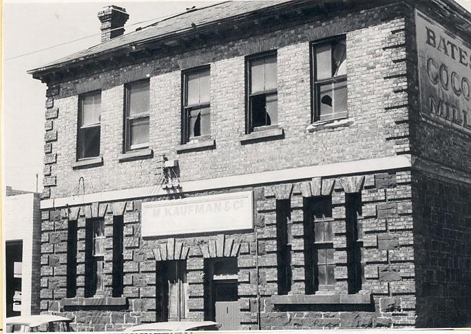 B3447 Former Grosvenor Common School